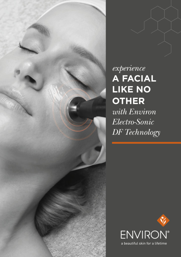 Environ Electro-sonic Facial Treatments