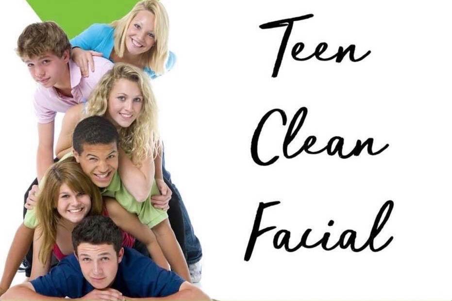 Teen Facial